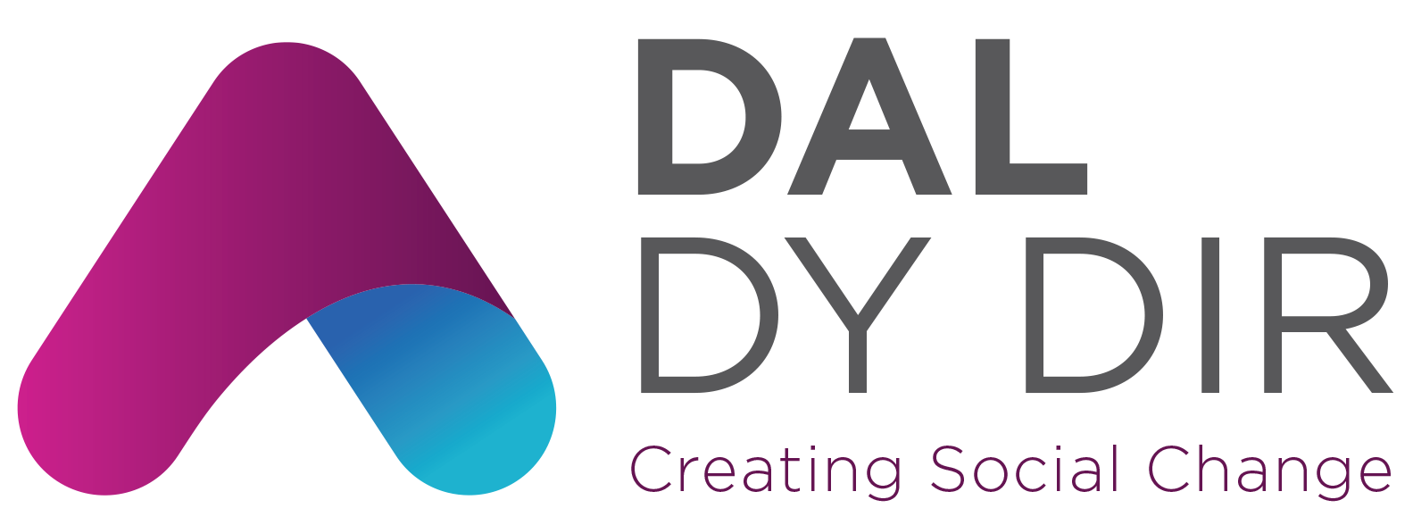Dal Dy Dir Co-produce services for people with disabilities and other marginalised groups & hard to reach sectors of the community.